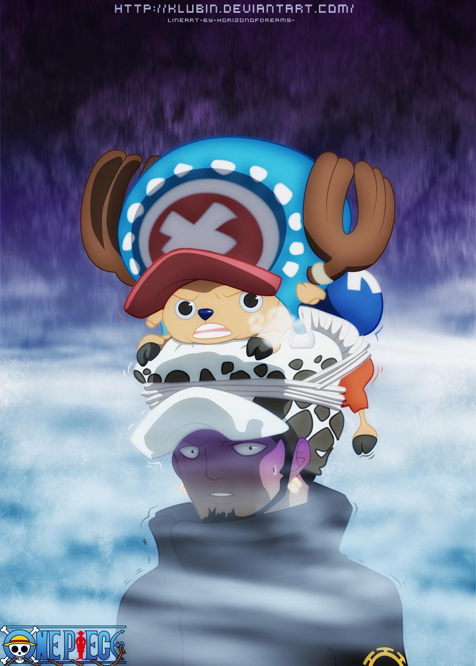 One Piece Chapter 670: Cơn bão tuyết từ SLIME 018