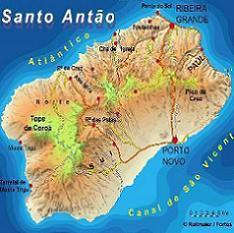 Ilha Santo Antão