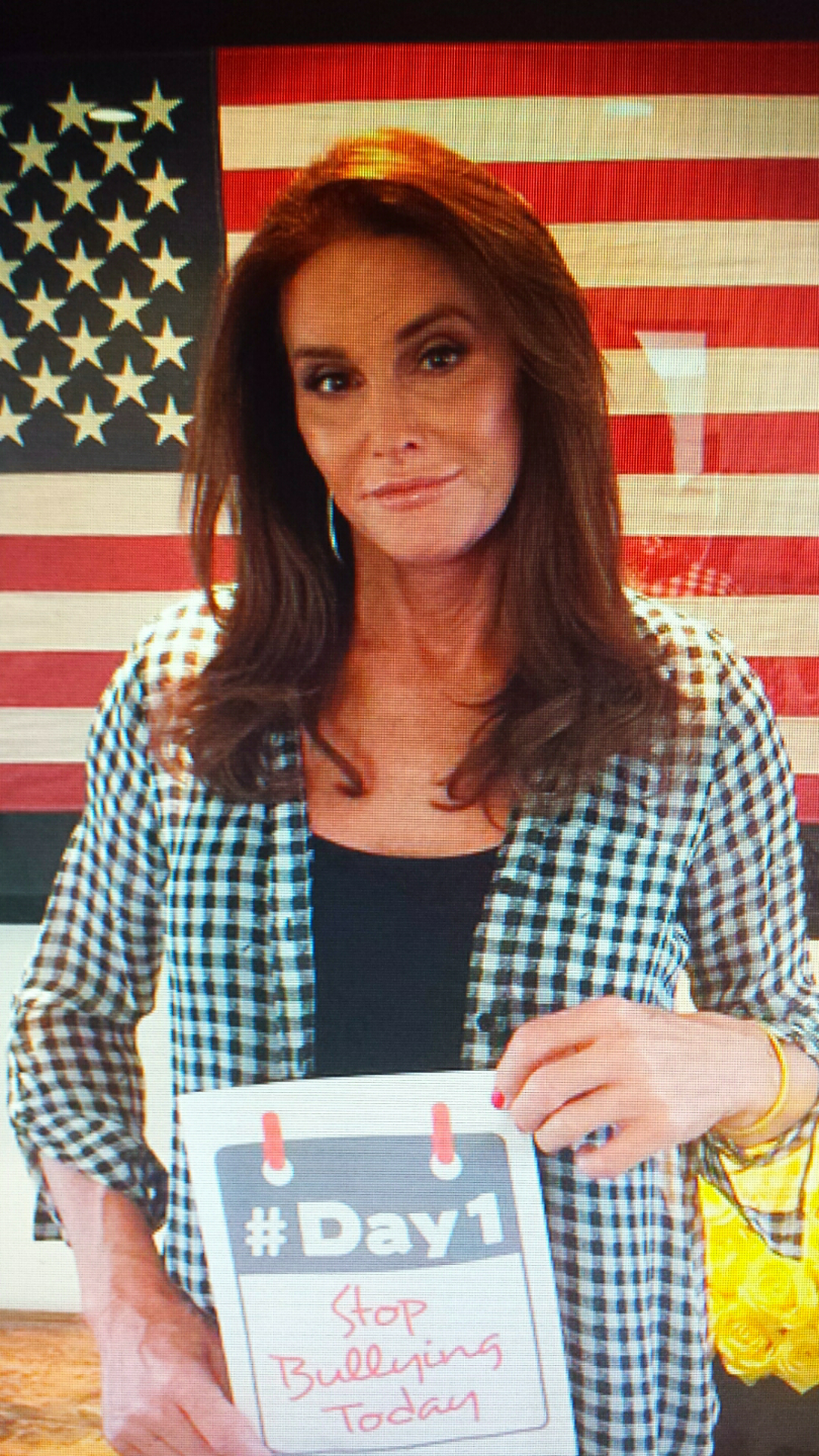 caitlyn jenner should should not have won the arthur ashe courage award In my opinion, caitlyn jenner should not have won this award regardless of my stance on transsexual and transgender topics (which is irrelevant to this conversation), other nominees fit the description of the award better than caitlyn did.