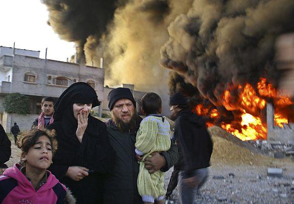 Petróleo, agenda del conflicto
