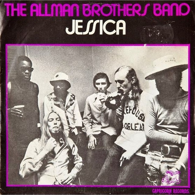 Jessica. The Allman Brothers Band