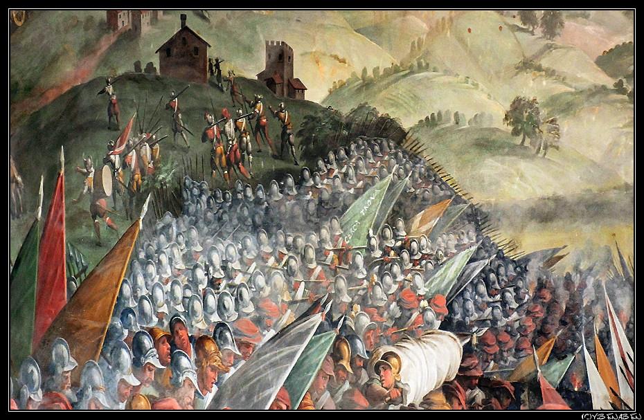 Vasari Battle Of Marciano | www.imgkid.com - The Image Kid ...