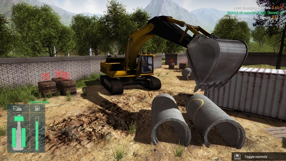 construction machines simulator 2014 pc download