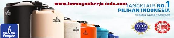Lowongan Kerja Terbaru PT Penguin Trading Medan 2015
