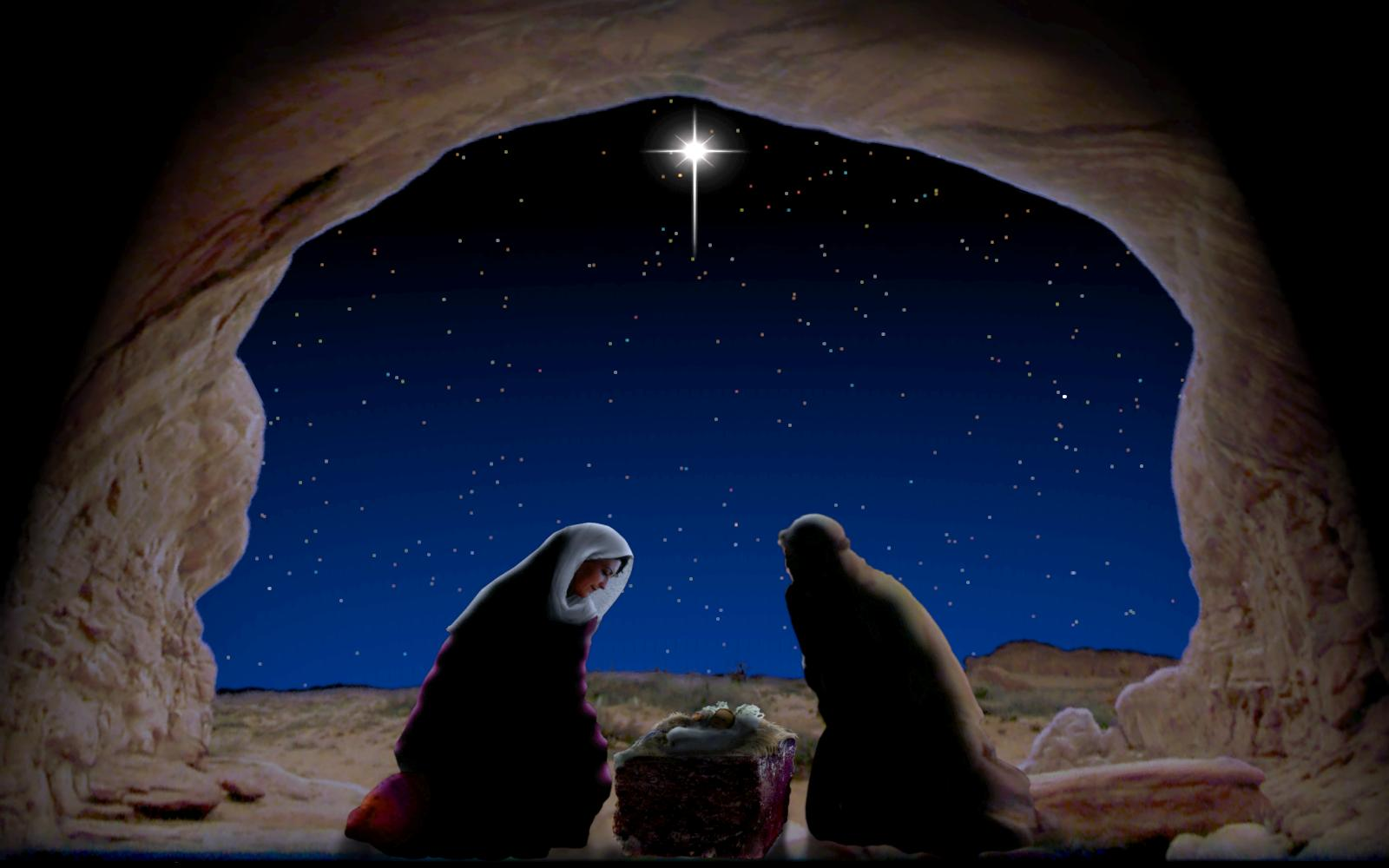 The star of Bethlehem is a Christian symbol of the birth of Christ and ...