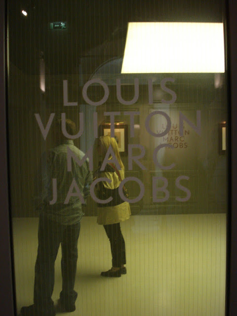 Louis Vuitton im Musée de la Mode in Paris