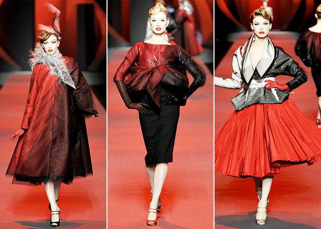 Christian Dior Spring 2011 Haute Couture by John Galliano