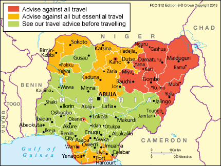 Growing negative perception about Nigeria in the world