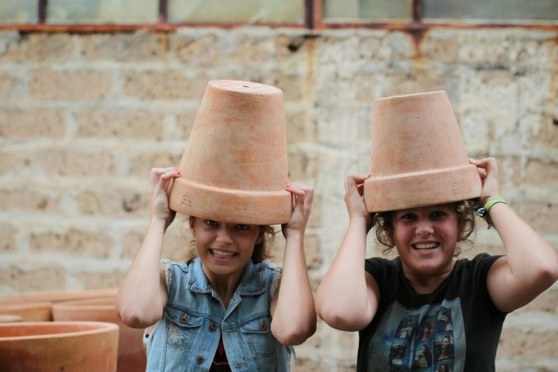 terracottakrukker