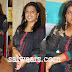 Roja in Black Tusser Silk Salwar Kameez