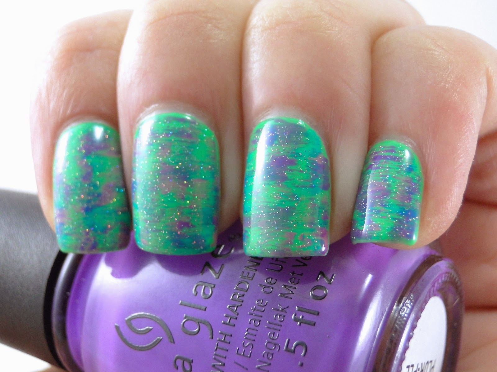 China Glaze Electric Nights