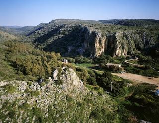 Cuevas del Monte Carmelo, Israel