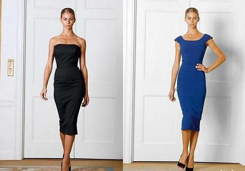 El vestido tubo - Office Look day 2 | La Percha Chic