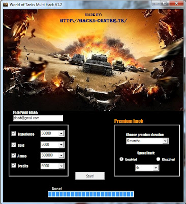 GamesExtensionsGate: World of Tanks - Gold and Credits ...