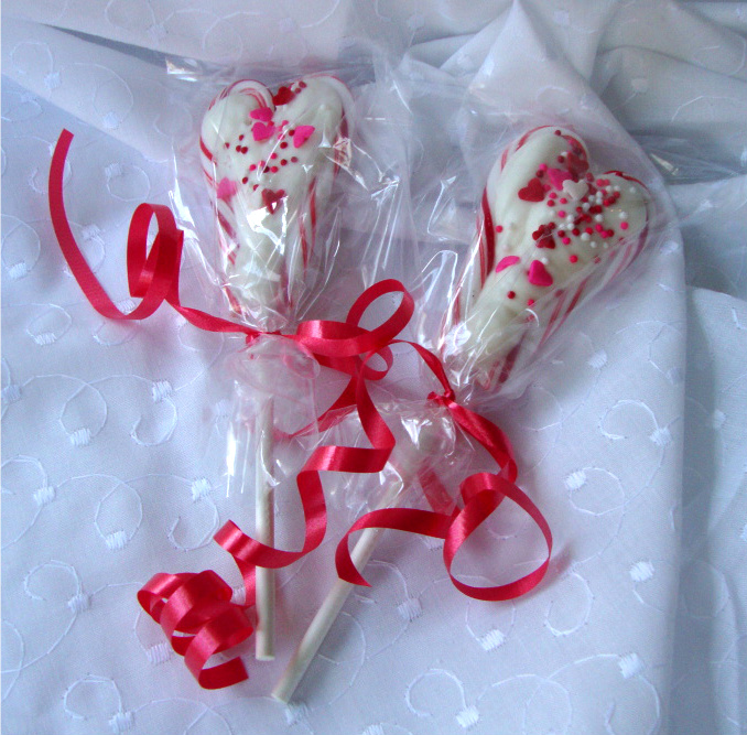 Candy Cane Hearts Chocolate Chocolate And More
