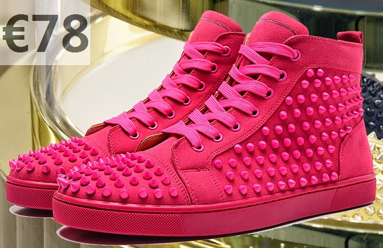 Louboutin Sneakers Heren Sale