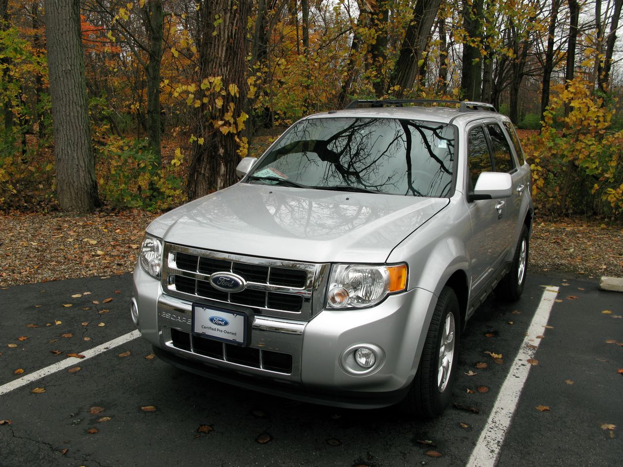 Test drive 2012 ford escape limited 4x4