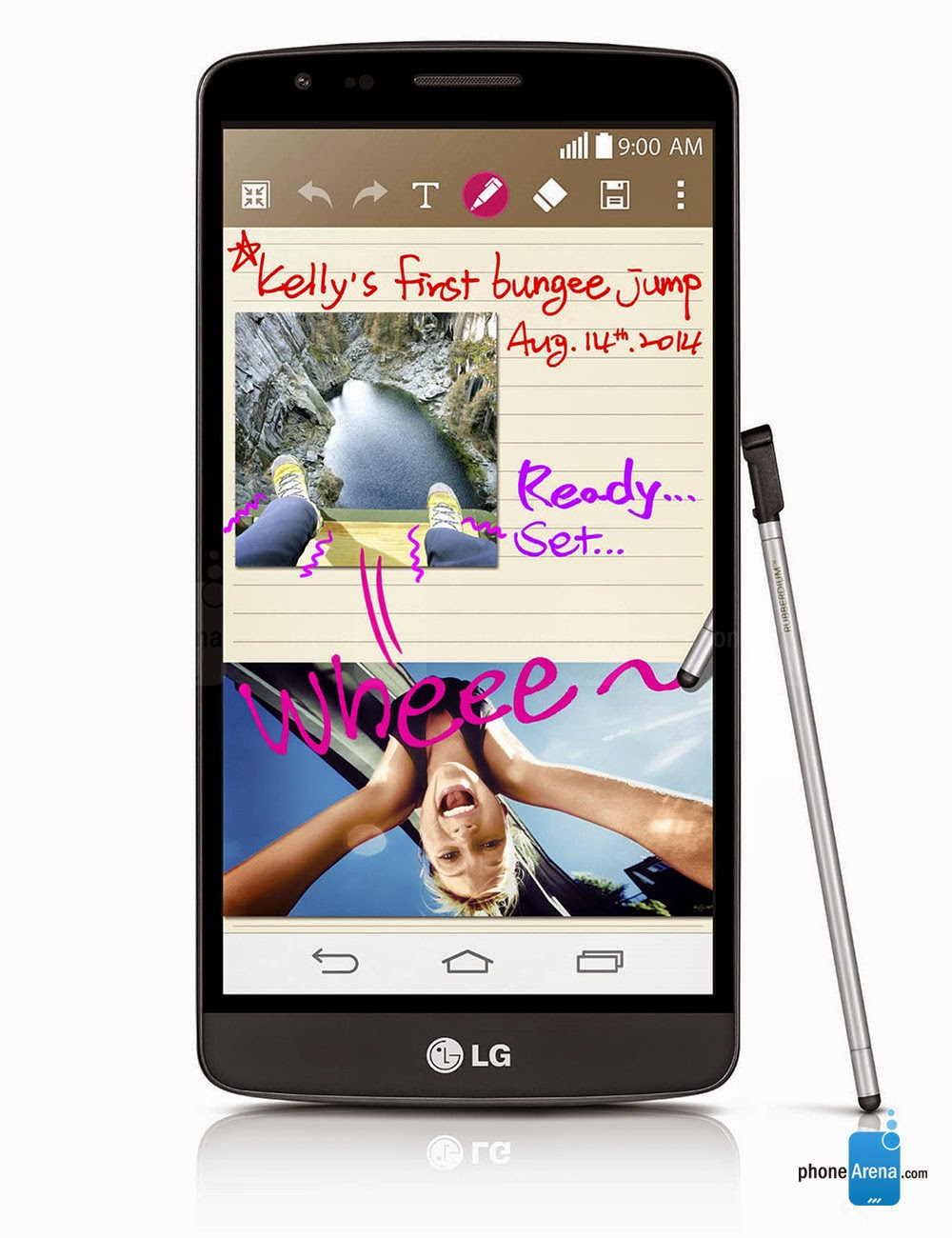 LG G3 Stylus review, new LG G3 Stylus, selfie camera, new android smartphone, Android KitKat, Android 5, Android Lollypop