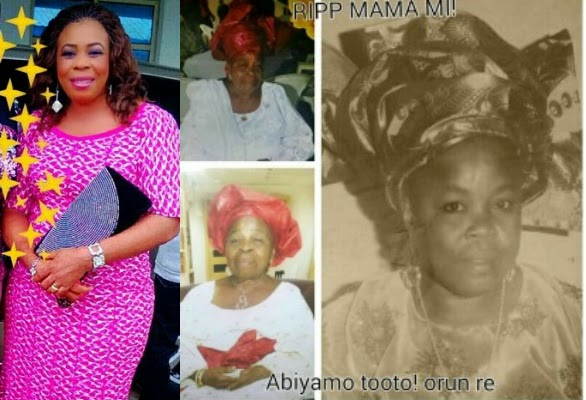 toyin adewale mother burial