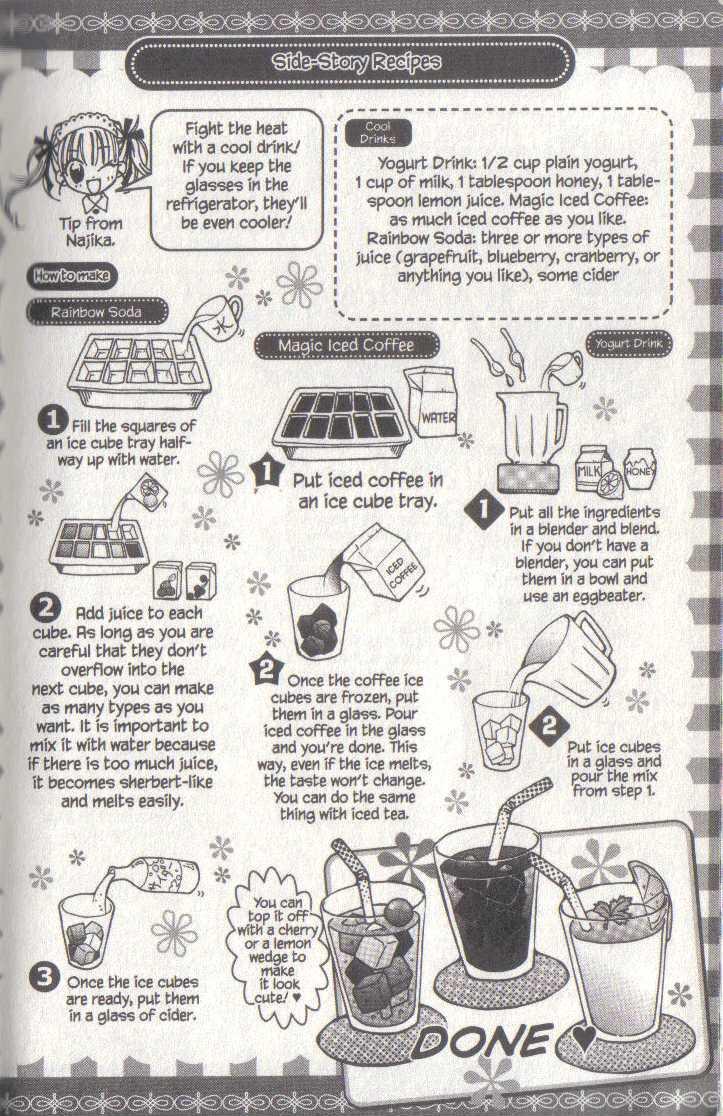Kitchen no Ohime-sama Manga chap 10.5
