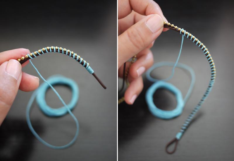 Как сделать легко браслет