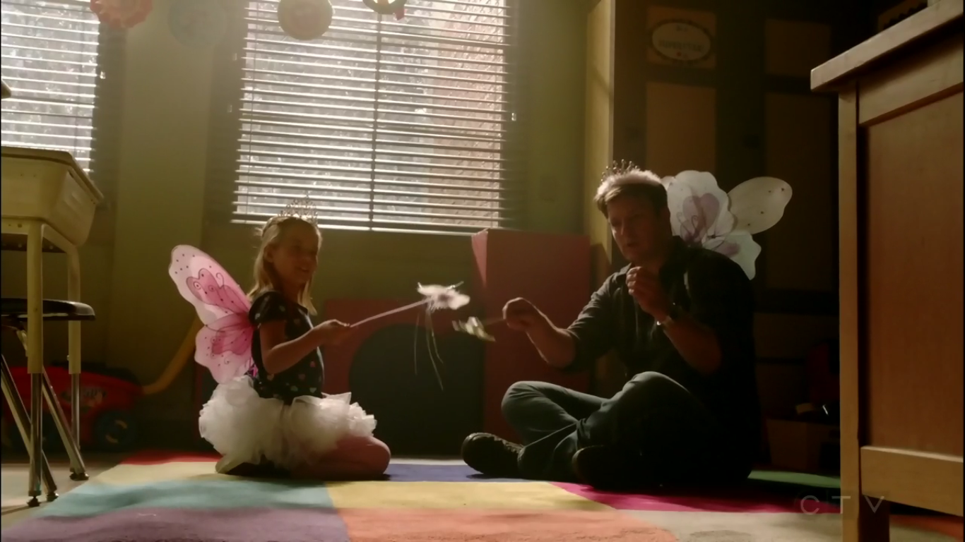 "Castle - Child's Play - Review: ""Mr. Castle"""