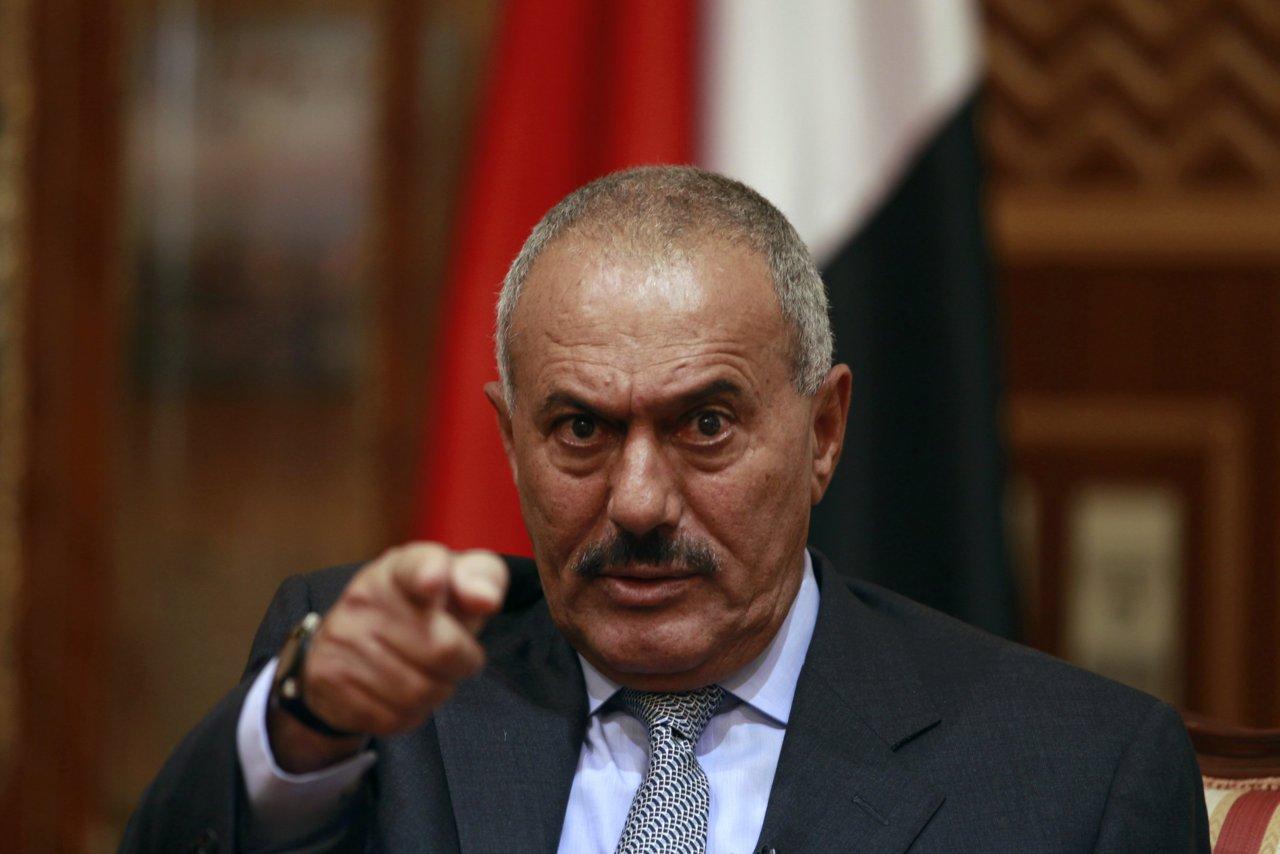 Image result for Ali Abdullah Saleh