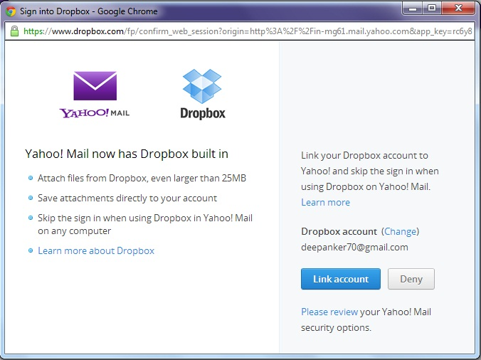 How To Send Larger Email Attachments In Yahoo Mail With