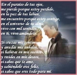 Poemas Cortos de Amor, parte 6