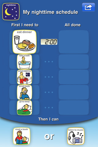 The Choiceworks App Is An Essential Learning Tool For Helping Children Complete Daily Routines Morning Day Night Understand Control Their Feelings