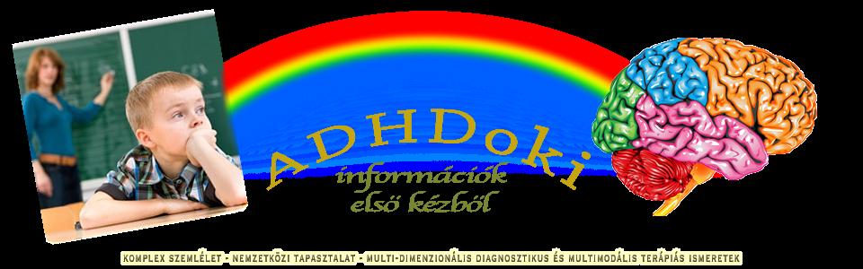 ADHDoki - Dr. Csiky Miklós weboldala