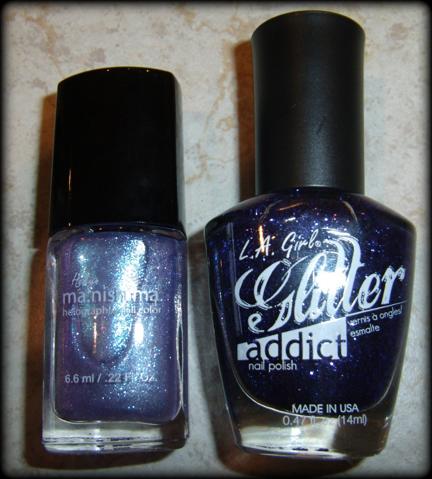 Obsessive Cosmetic Hoarders Unite!: Hedy\'s ma.nish.ma. Holographic ...