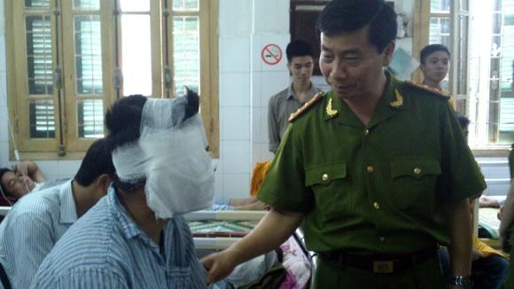 Người chiến sĩ Công an nhân dân Việt Nam