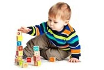 Gambar cara melatih dan merangsang kecerdasan otak anak balita
