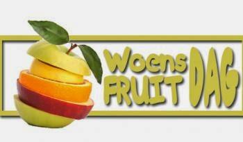 Op woensdag brengen we fruit mee