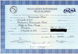 Diploma superior