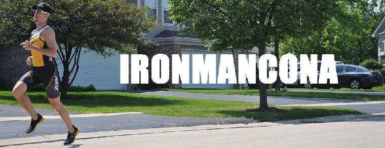 IRONMANCONA - Ironman Triathlete Matthew Ancona (aka mancona)
