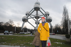 BELGIUM ~ atomium (mini europe)~Jan'12