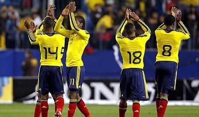 Colombia preparará en España las eliminatorias