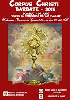 Barbate - Corpus Christi 2015