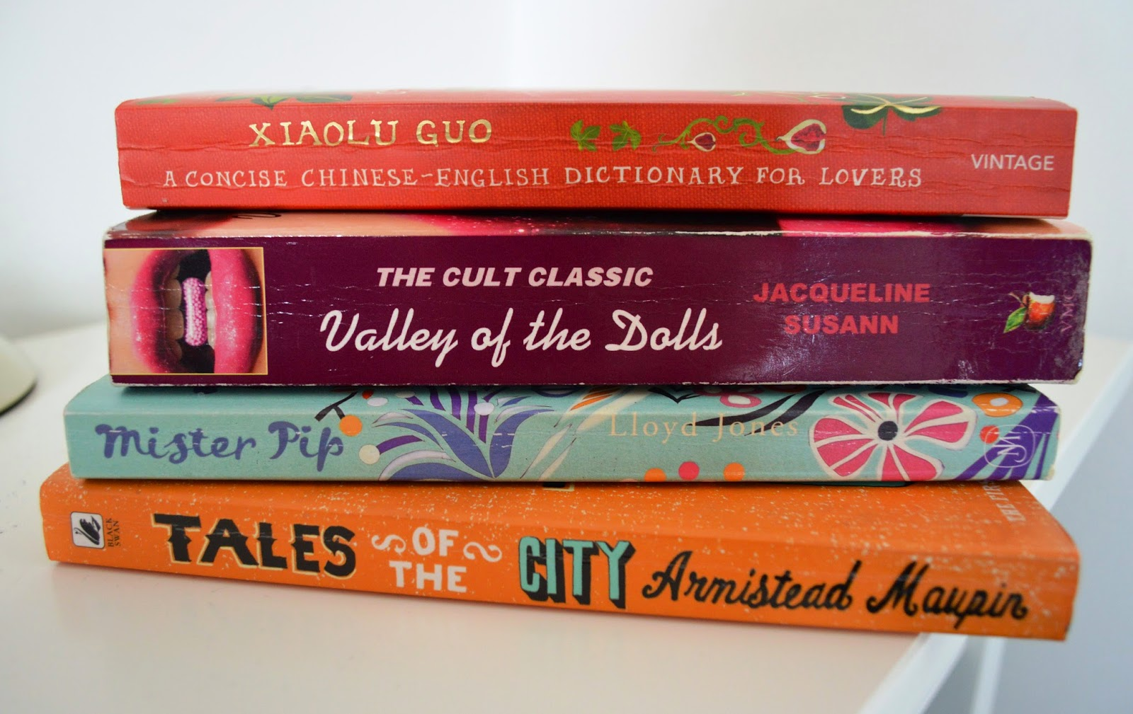 book haul, second-hand books, book shop, Chelmsford, Hylands House