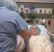 Preston before surgery