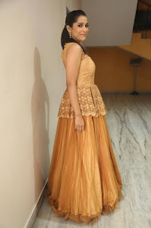 Actress Rashmi Pictures in Long Dress at tur Talkies Trailer Launch  003