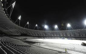 illuminazione olimpiadi 2012