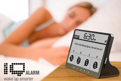 diseño  creativos de despertadores