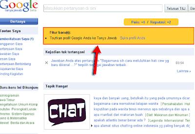 fitur baru GTJ penaut profil Google+