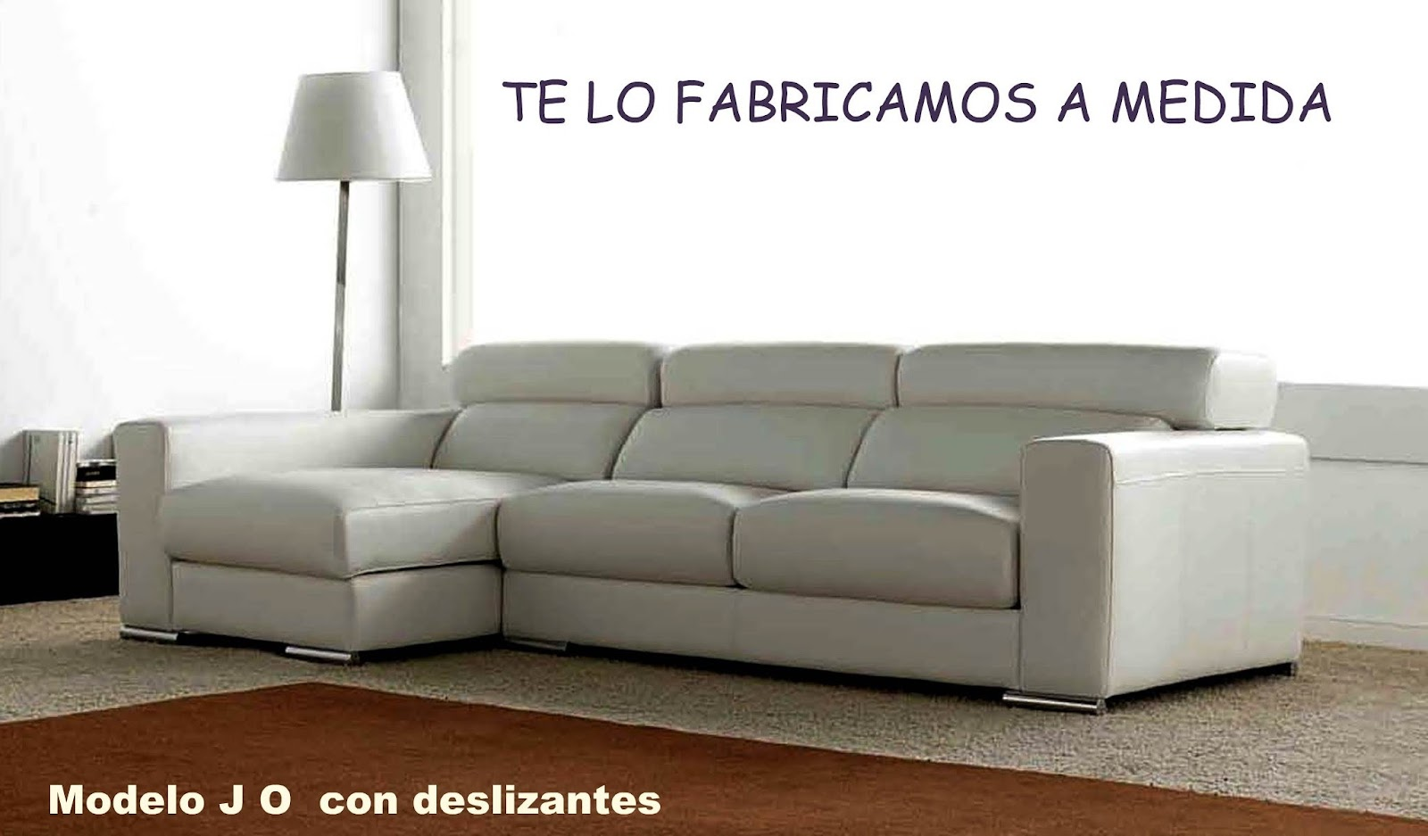 Sofas y muebles a medida en barcelona chaise longue barcelona for Medidas sofa cheslong