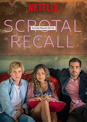 Scrotal Recall Promo Poster from Netflix