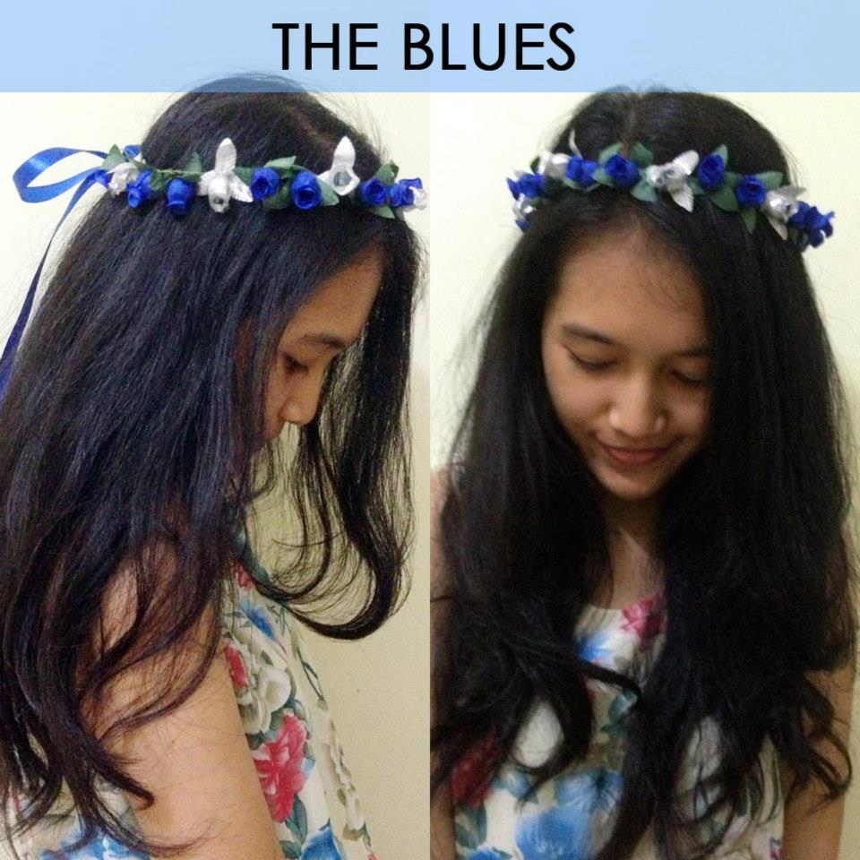 flower crown idr 45 000 all bando flower idr 35 000 all comb flower