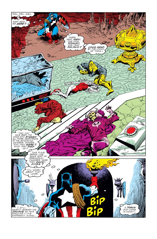 Captain America (1968) Issue #358 #291 - English 8